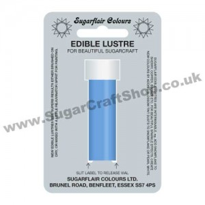 Sugarflair Edible Lustre - Twilight Blue