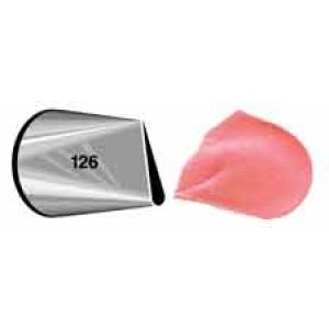Icing Tube Large Petal Tip Wilton 126