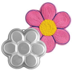 Dancing Daisy Flower Tin - Wilton 2105-1016