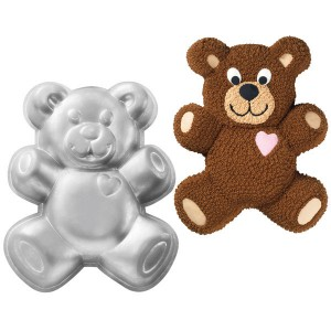 Teddy Bear Tin - Wilton 2105-1193