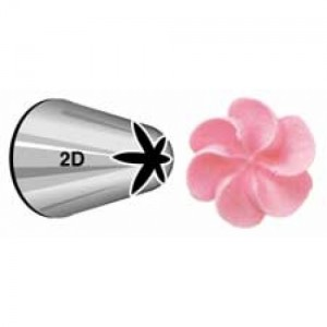 Icing Tube Star Tip Wilton 2D