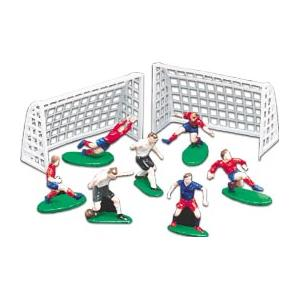 Football Cake Topper Set