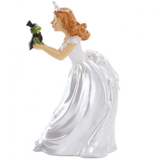 Humorous Wedding Topper - Princess