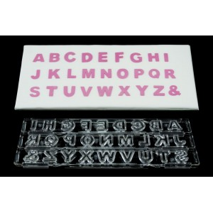 Clikstix Block Alphabet Upper Case