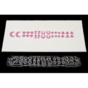 Clikstix Multi Confetti